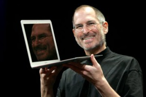 Steve Job's amazing presentation skills